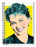 Janette Scott 2 Spiral Notebook
