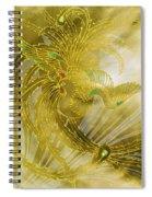 Japanese Modern Interior Art #151 Spiral Notebook