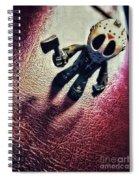 Jason Voorhees Spiral Notebook