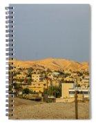 Jericho Town Spiral Notebook