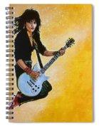 Joan Jett Spiral Notebook