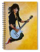 Joan Jett Spiral Notebook