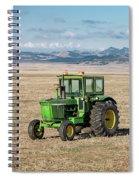 John Deere 4020 Spiral Notebook