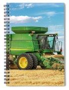 John Deere 9770 Sts Spiral Notebook