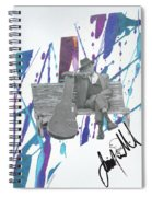 John Lee Spiral Notebook