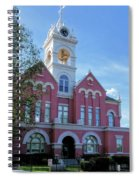 Jones County Court House - Gray, Georgia Spiral Notebook