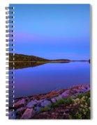 June 3, 03.36 Am Spiral Notebook