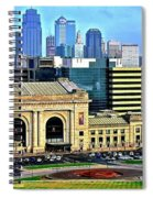Kansas City 2019 Spiral Notebook