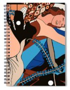 Kate Spiral Notebook