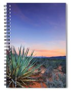 Kayenta Sunset Spiral Notebook