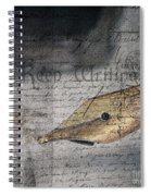 Keep Writing Spiral Notebook