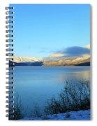 Kenai Lake Primrose Kenai Peninsula Alaska Spiral Notebook