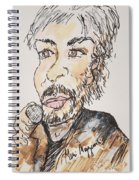 Kenny Loggins The Soundtrack King Spiral Notebook