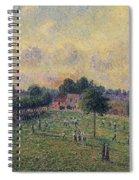 Kew Gardens, 1892 01 Spiral Notebook