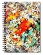 Kick Spiral Notebook