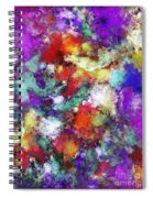 Kinetic Spiral Notebook