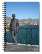 King Alfonso Xii Spiral Notebook