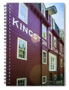 Kingston Flour Mill House Spiral Notebook