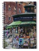 Kiosk Spiral Notebook