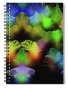 Kiss Of The Eclipse - Breaking The Gridlock Of Hate Number 4 Spiral Notebook