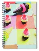 Kitchen Chess Spiral Notebook