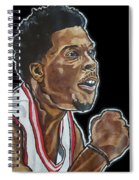 Kyle Lowry Spiral Notebook