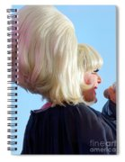 Lady Bunny Wigstock 2018 Spiral Notebook