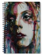 Lady Gaga Spiral Notebook