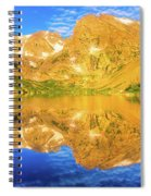 Lake Isabelle, Revisited Spiral Notebook