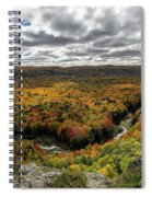 Lake Of The Clouds 10 Spiral Notebook