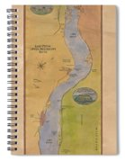 Lake Pepin Spiral Notebook