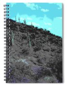 Lake Pleasant Az 042a Spiral Notebook