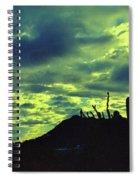 Lake Pleasant Az 052a Spiral Notebook