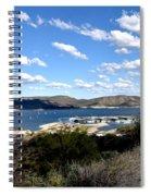 Lake Pleasant Az 21 Spiral Notebook
