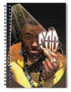 Lando Calrissian  Star Wars Spiral Notebook