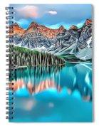 Landscapes 31 Spiral Notebook