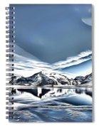 Landscapes 40 Spiral Notebook