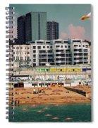 Larger Than Life Spiral Notebook