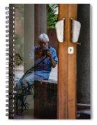 Latin Ensued Spiral Notebook
