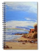Laurens Lincoln City Spiral Notebook