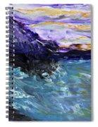Lava Cove Spiral Notebook