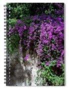 Lavender Pot Spiral Notebook