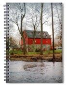 Lee's Merchant Mill Spiral Notebook