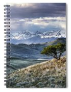 Lemhi Light Spiral Notebook