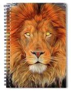 Leo 2a Spiral Notebook