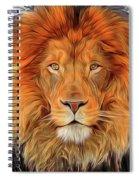 Leo 2b Spiral Notebook