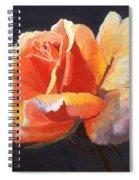 Lesla's Rose Spiral Notebook