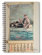 Let Er Rain Spiral Notebook
