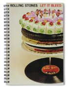 Let It Bleed Spiral Notebook