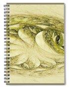 Let Sleeping Dragons Sleep Spiral Notebook